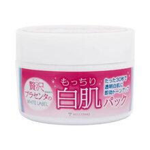 Mặt nạ dưỡng trắng da White Label Premium Placenta Pack 130g