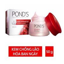 POND'S Kem Dưỡng Da Pond'S Age Miracle Day Cream Chống Lão Hóa SPF18 50g