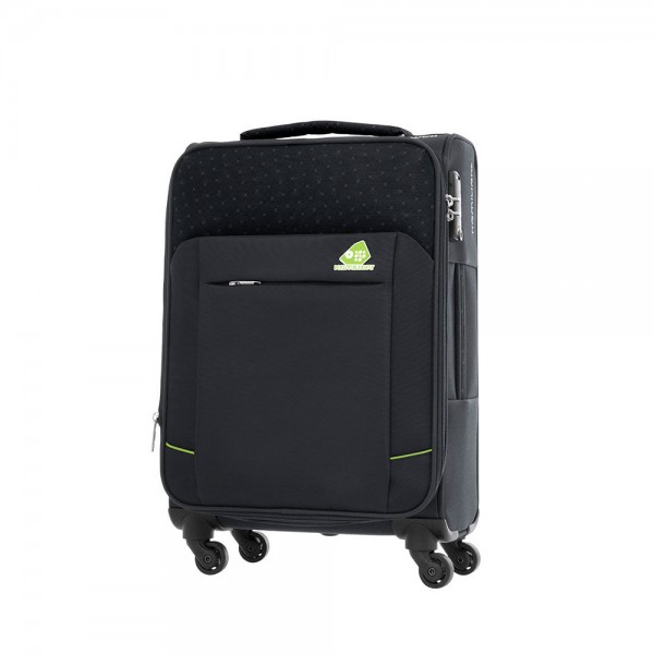 Vali vải Kamiliant DJ3*08006 Motivo TSA - Size Trung 70/26 Exp - Màu Xám