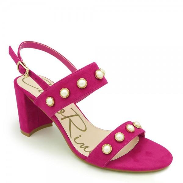 Giày sandal nữ Carlo Rino 333040-308-44 màu hồng