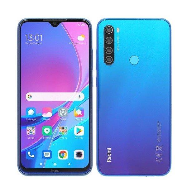 Điện Thoại Di Động Xiaomi Redmi Note 8 (4-64) Blue