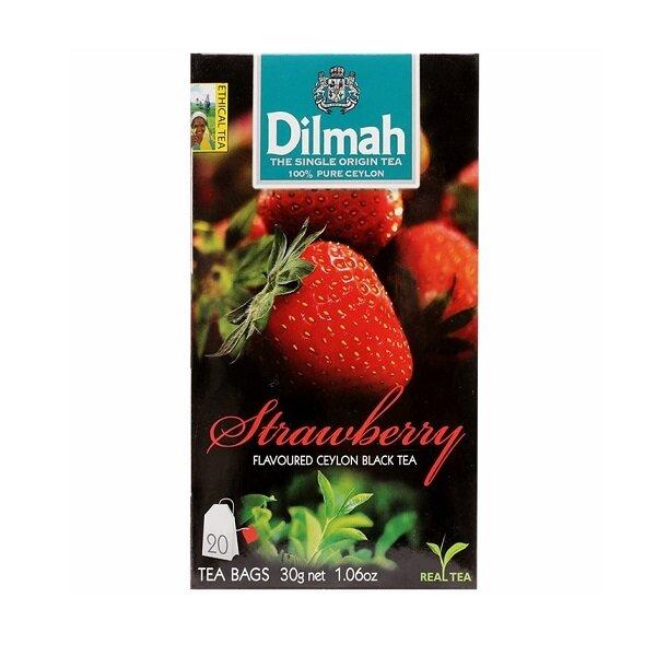 Trà Dilmah Túi Lọc Dâu - 1.5g x 20 Gói