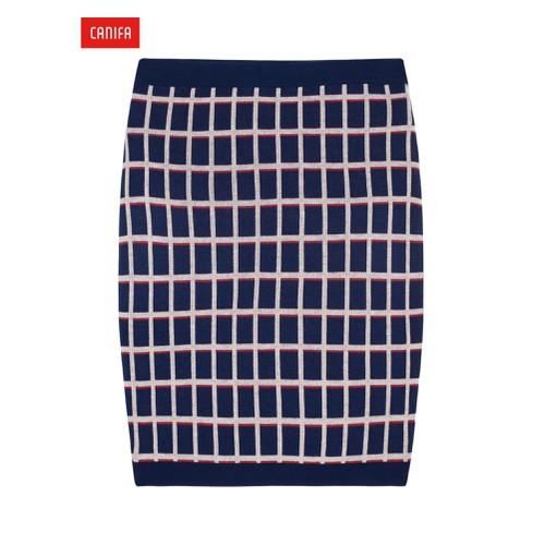 CANIFA - Chân váy sợi - 6KS17W002