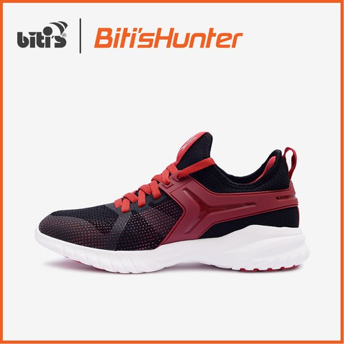 Giày Thể Thao Cao Cấp Nam - Nữ Bitis Hunter X Retro Essential Pack DSUH00800DEN - DSUH00800DEN