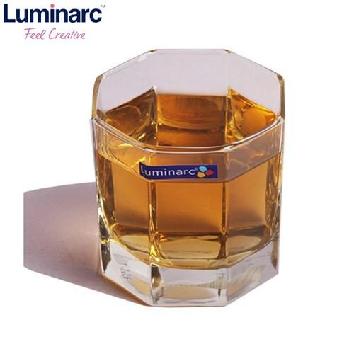 Bộ 6 ly thủy tinh thấp Luminarc Octime 300ml 13460 - 1465953-1