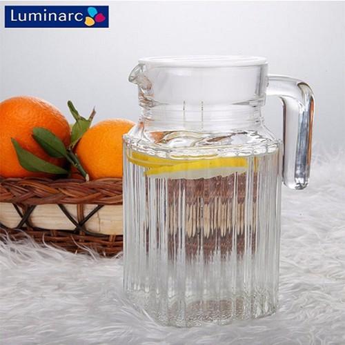 Bình nước thủy tinh Luminarc Quadro 0.5L