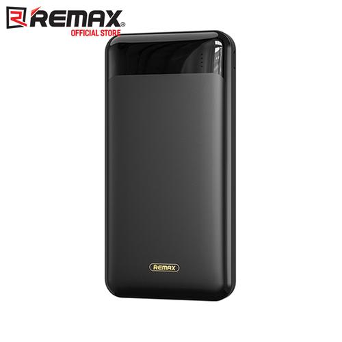 [Giao 3H HCM] Pin Dự Phòng 10000mah Remax RPP-147 Jany Series 2 cổng USB