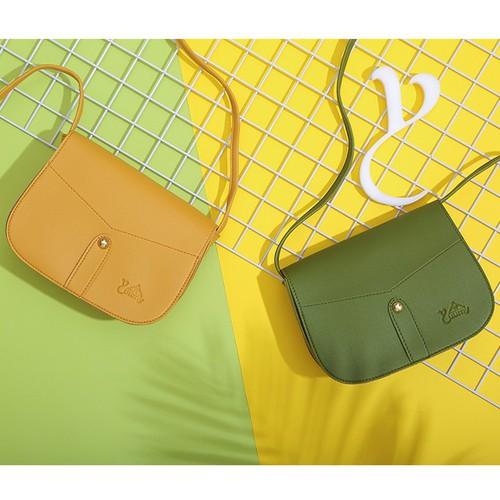 Túi đeo chéo nữ thời trang YUUMY YN11 Nhiều màu